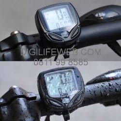 Speedometer Sepeda wireless SD548C (14 fungsi)
