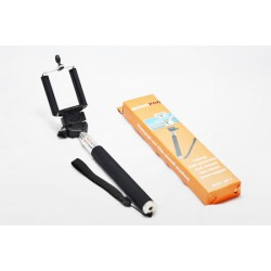 Monopod with Holder for Camera & Phone