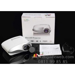 Mini LED Projector RD-802 - With TV Tuner built in