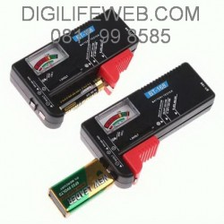 Battery Tester D168A - Analog Display