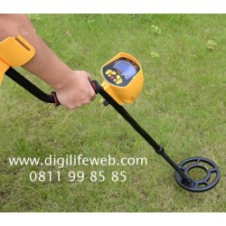 Gold & Metal Detector with LCD Display MD3010II