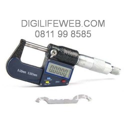 Digital Micrometer 0-25mm