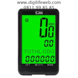 Bicycle Speedometer Sunding SD-577C1