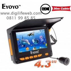 "Underwater Fishing Camera Eyoyo 4.3"" Display"