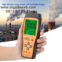 CO2 Carbon Dioxide Detector Smart Sensor AR8200 with Calibration Certificate