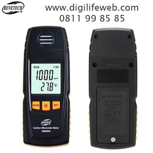 Carbon Monoxide Meter Benetech Gm8805