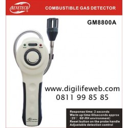Combustible Gas Detector Benetech GM8800A