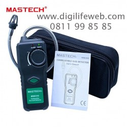 Combustible Gas Detector Mastech MS6310