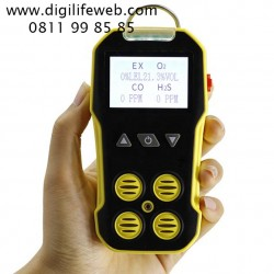 Gas Detector 4 In 1 O2 CO H2S LEL Bosean BH4A