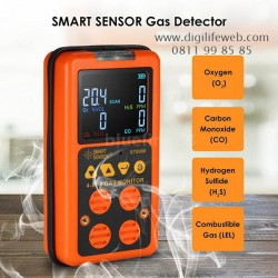 Multi Gas Monitor Smart Sensor ST8900 4 in 1 Detector