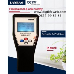 Ozone Gas Tester Lanbao - 0.01ppm Accuracy