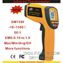 Infrared Thermometer Benetech IT1350