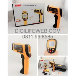 Infrared Thermometer Benetech GM1850 dengan PC Connection & Analysis Software