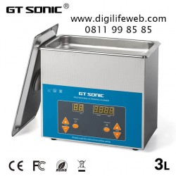 Ultrasonic Cleaner GT Sonic 3L Digital