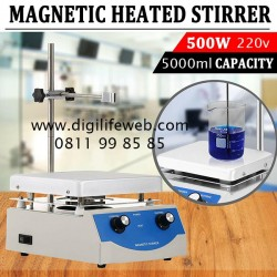 Hot Plate Magnetic Stirrer SH-3