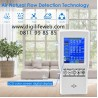 Air Quality Monitor 5 in 1 - CO2 PM2.5 PM10 HCHO TVOC