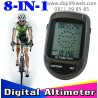 Altimeter 8 in 1 with Bike Holder DA13