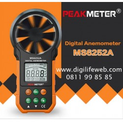 Anemometer Peakmeter PM6252A