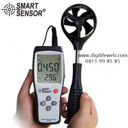 Anemometer Smart Sensor AS836 with Calibration Certificate