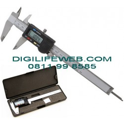 Digital Caliper - Jangka Sorong Digital akurasi 0.01mm