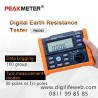 Earth Resistance Tester Peakmeter PM2302/MS2302