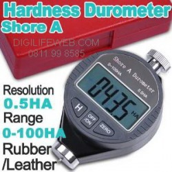 Durometer Shore A - Hardness Tester