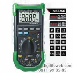 Multimeter Mastech MS8268