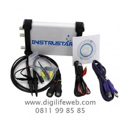 PC Based USB Digital Oscilloscope Intrustar ISDS205B