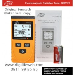 Electromagnetic Radiation Tester Benetech GM3120