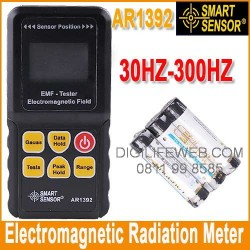 Electromagnetic Radiation Meter SMART SENSOR AR1392