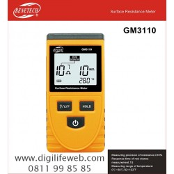 Surface Resistance Meter Benetech GM3110