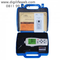 Sound Level Meter Smart Sensor AS824 with Calibration Certificate