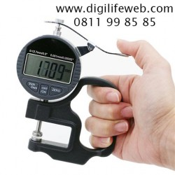 Thickness Gauge with Handle - Kertas Plastik Kain Logam