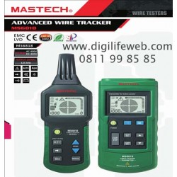 Advanced Wire Tracker Mastech MS6818 - Pelacak Kabel
