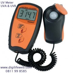 UV Light Meter UV340B - Ukur sinar UltraViolet