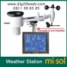 Wireless Weather Station MISOL WS2320 - Connect to WiFi Upload Data to Web