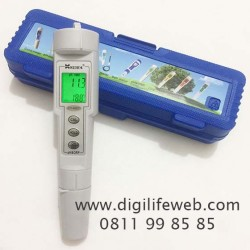 ORP & PH Meter Kedida CT-6821