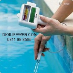 PH + Chlorine Tester for Swimming Pool & Spa