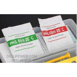 PH Meter Calibration Powder - Cairan kalibrasi PH Meter