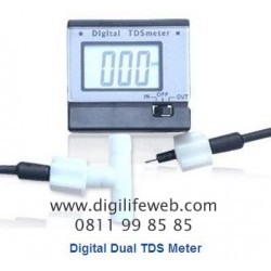 Dual TDS Meter - Water Quality Tester
