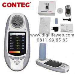Spirometer CONTEC SP10BT - Monitor Pernafasan Paru Paru