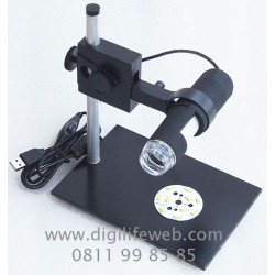 USB Microscope 1000x With Stand