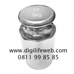 5000 Gram 5 KG Calibration Weight