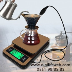 Coffee Scale with Timer KS741