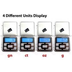 Timbangan Digital PS68 - Akurasi 0.1gr Max 500gr
