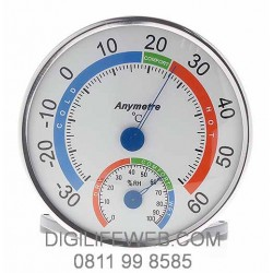 Analog Thermometer Hygrometer Anymetre 101