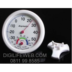Analog Thermometer Hygrometer Anymetre 108