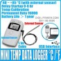 Temperature Data Logger USB Elitech RC-4