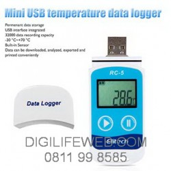 Temperature Data Logger USB Elitech RC-5