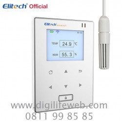 Wifi Temperature and Humidity Data Logger Elitech RCW-800